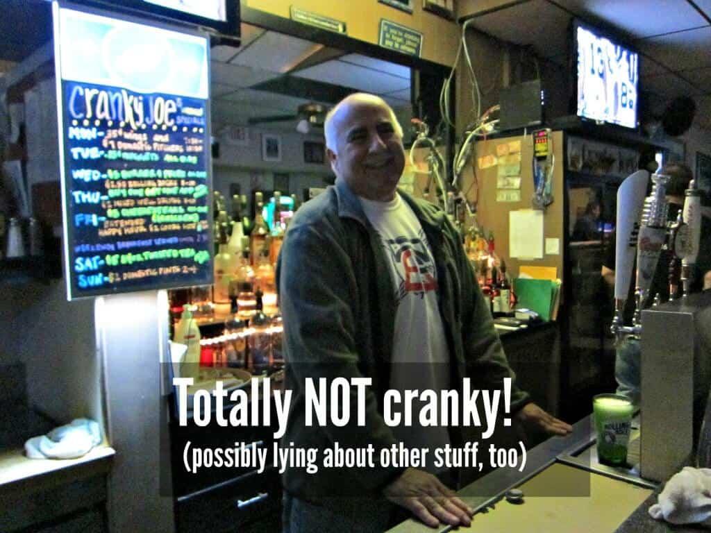 11-10 Not So Cranky Joe PM text