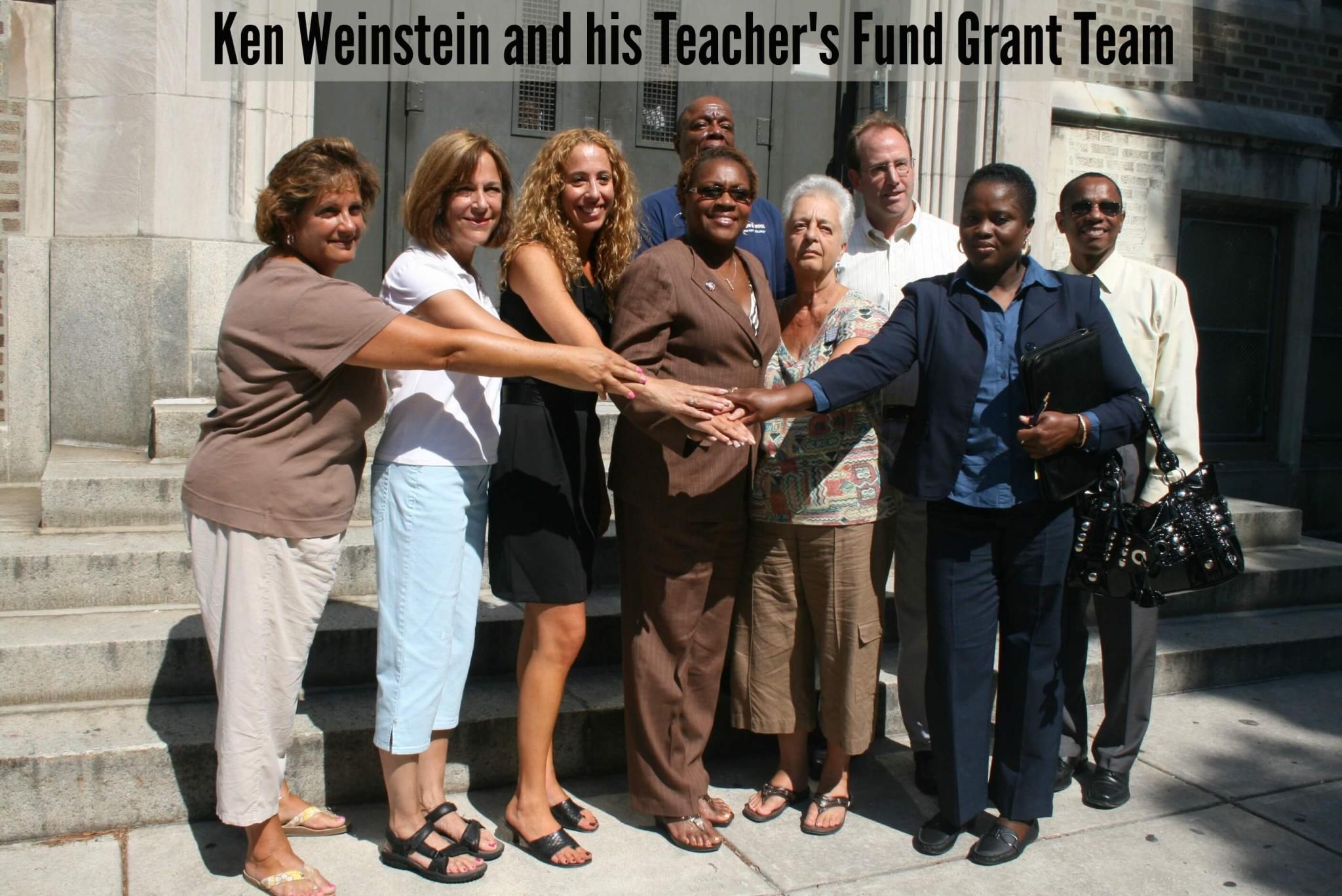East Falls Local.Ken Weinstein and team