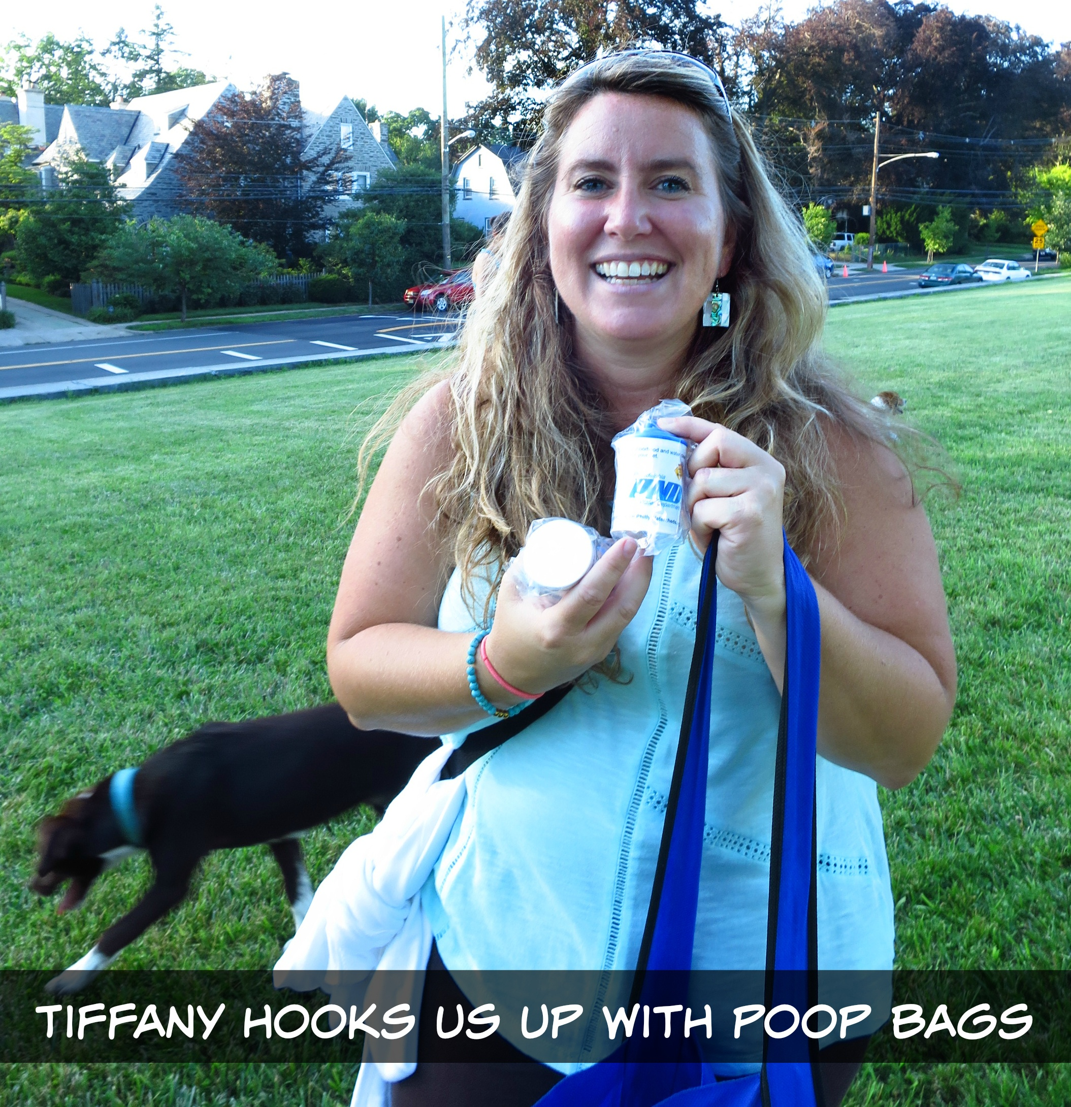 EastFallsLocal free poop bags dog