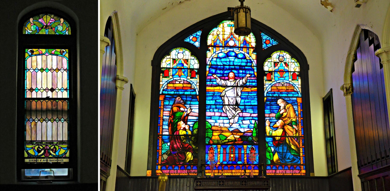 Eastfallslocal altar collage Redeemer