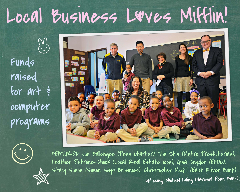 EastFallsLocal collage East Falls Business Loves Mifflin