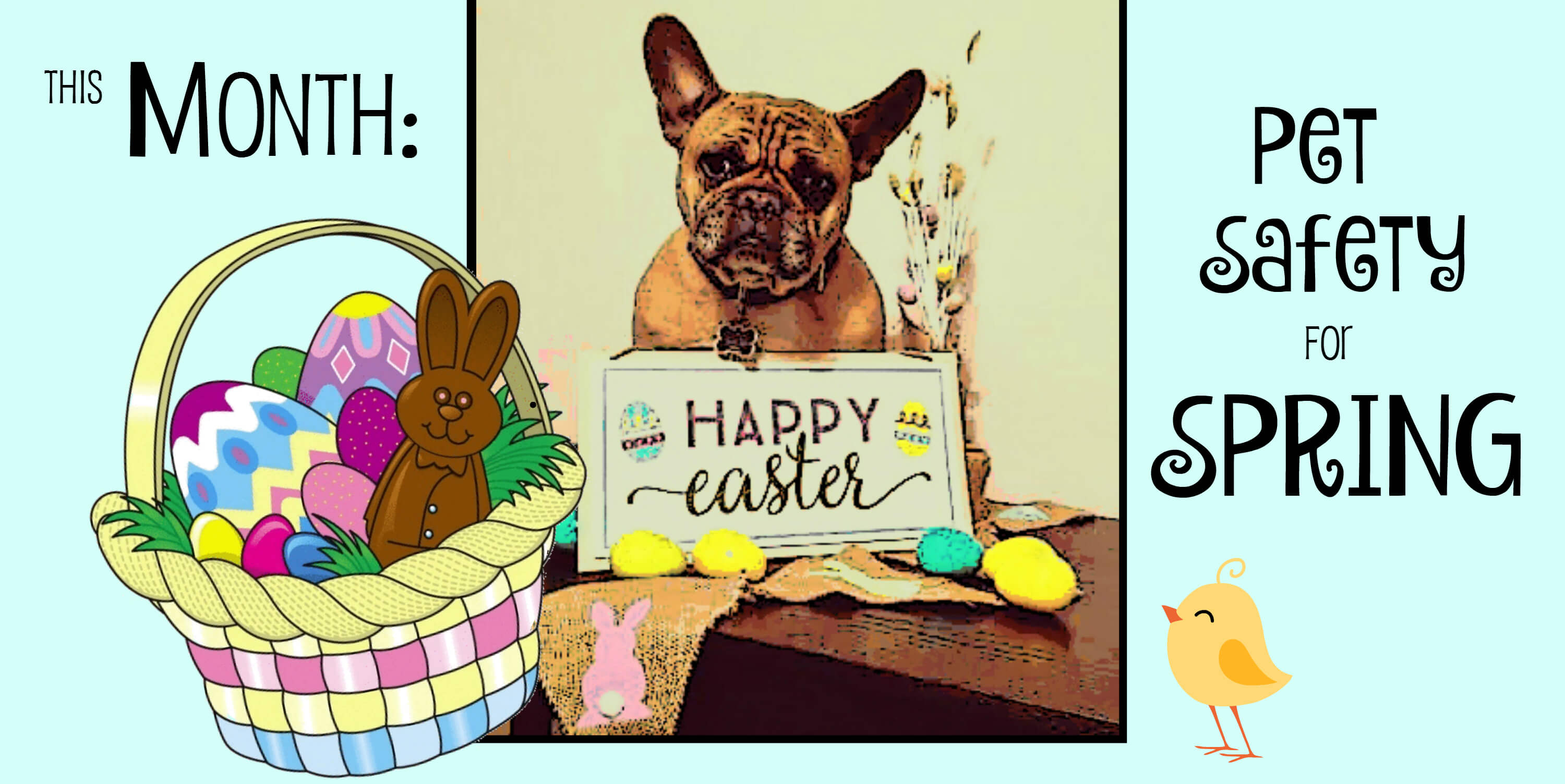 EastFallsLocal collage pet safety for spring