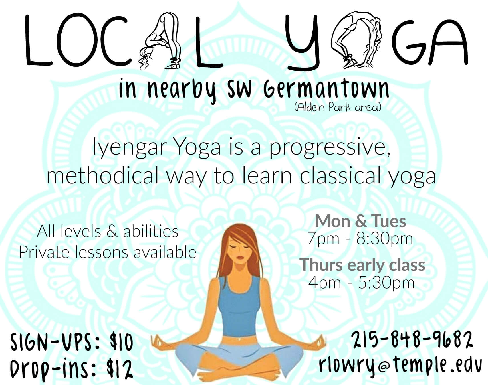 EastFallsLocal yoga girl TEXT CORRECTED 3-16
