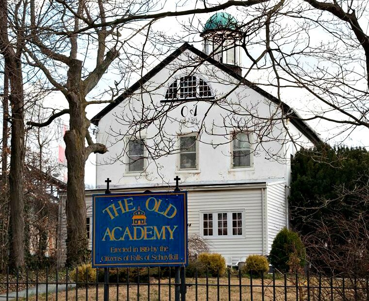 Eastfallslocal.Old Academy