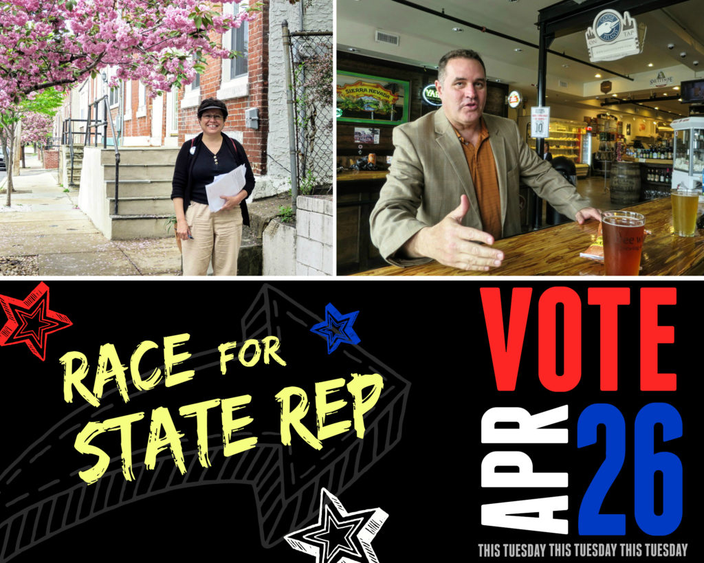 EastFallsLocal collage Race for State rep April 26 b