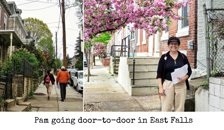 EastFallsLocal pam delissio collage