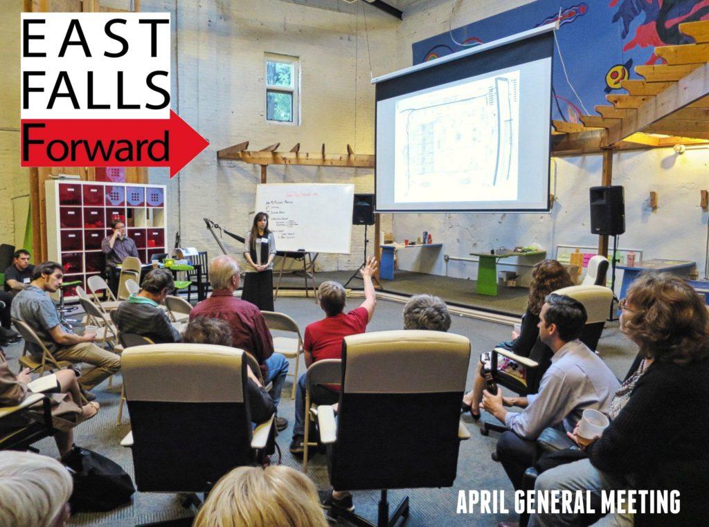 EastFallsLocal 4-21 felicite carolyn sutton raise hand text