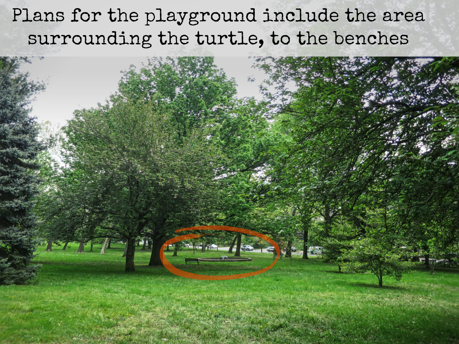 EastFallsLocal 5-11 McMichael proposed playground area far survey behind text