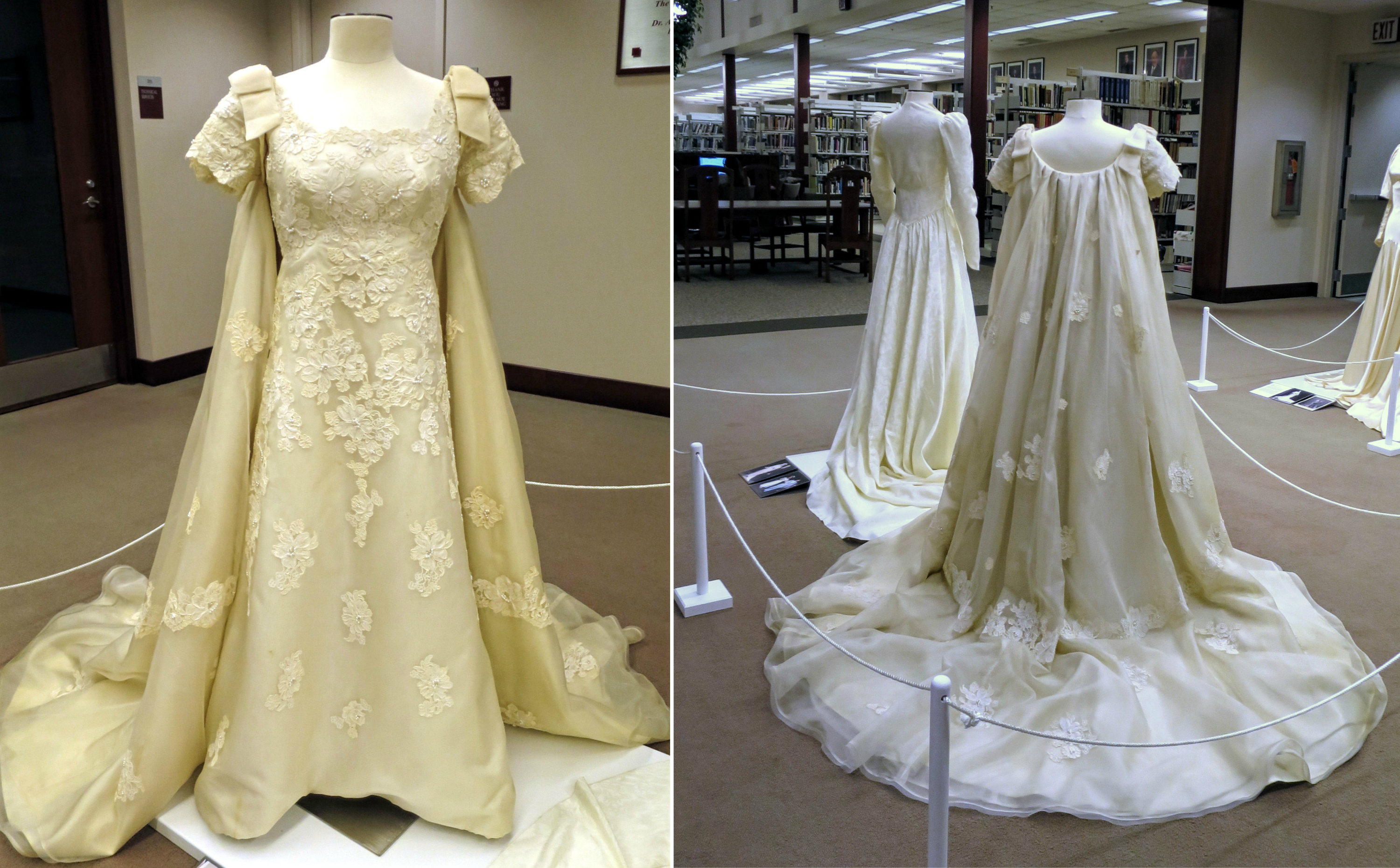 EastFallsLocal 60s wedding dress collage