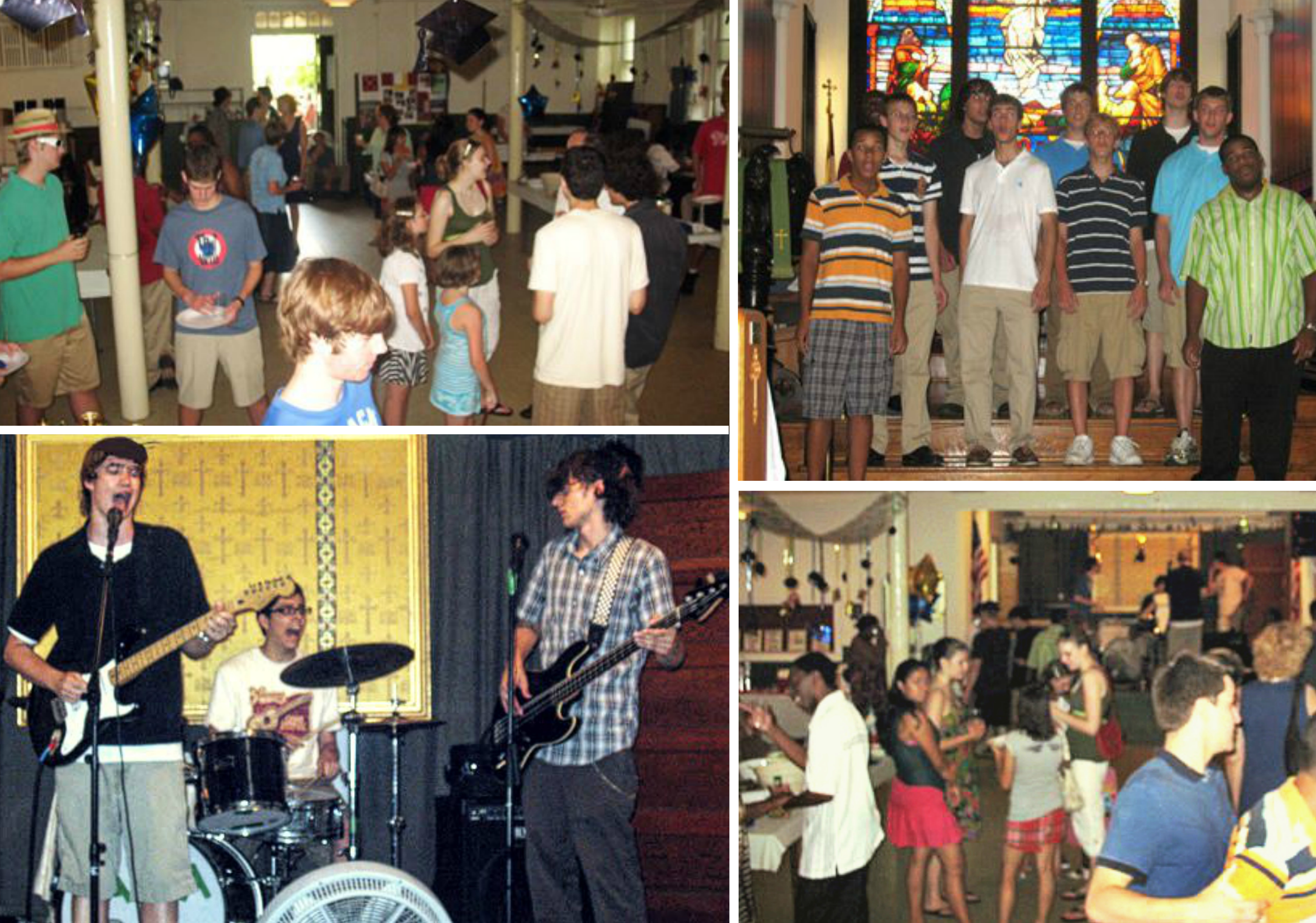 EastFallsLocal REdeemer summer 2008 festival collage