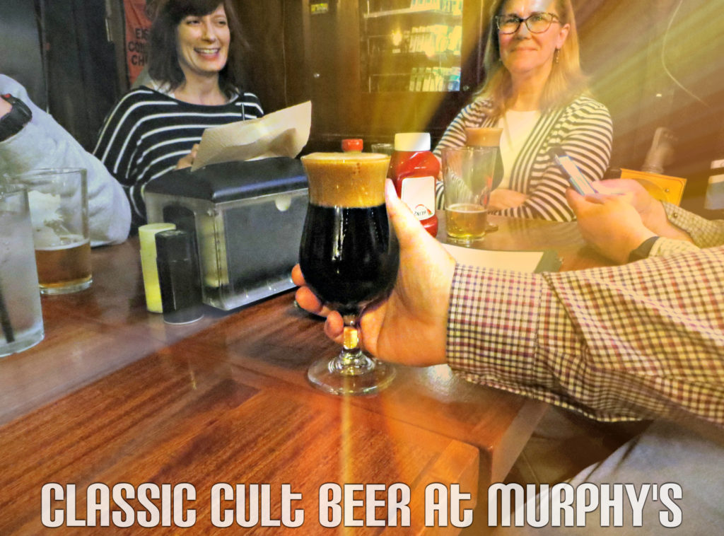 EastFallsLocal classic cult beer at murphys