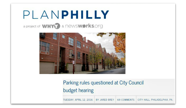 EastFallsLocal parking wars at budget meeting 2016 RESIZE post