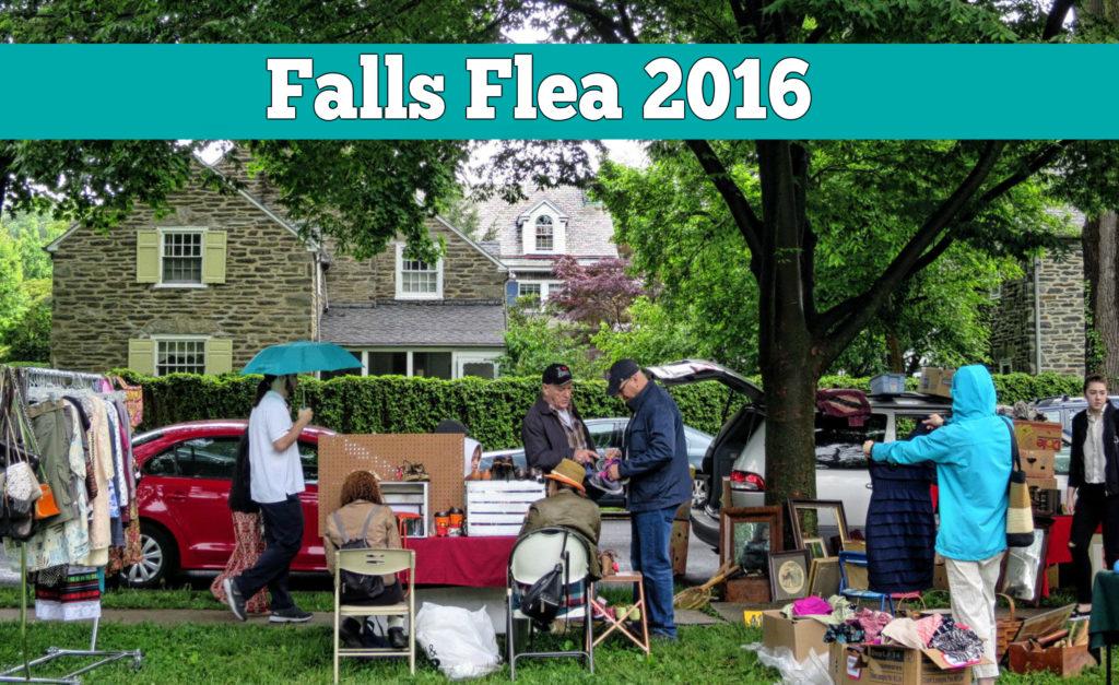 EastFallsLocal survey text Falls Flea