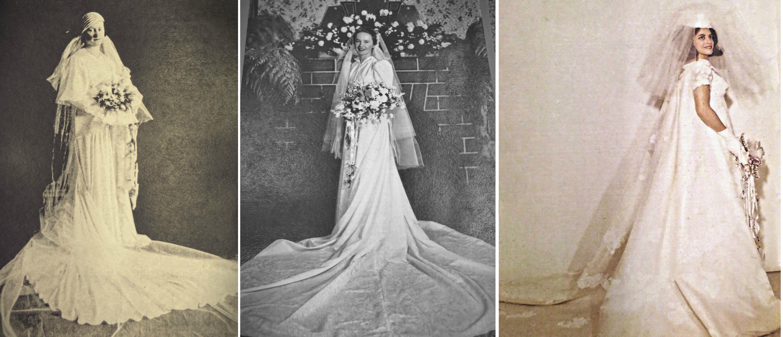 EastFallsLocal vintage wedding pics