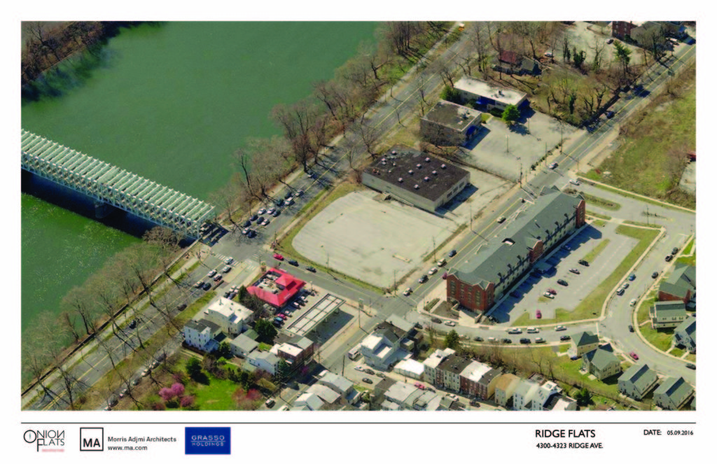 Rivage renderings.5.9.Aerial View Existing