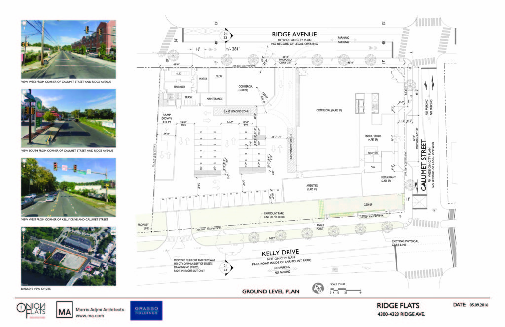 Rivage renderings.5.9.Ground Level Plan