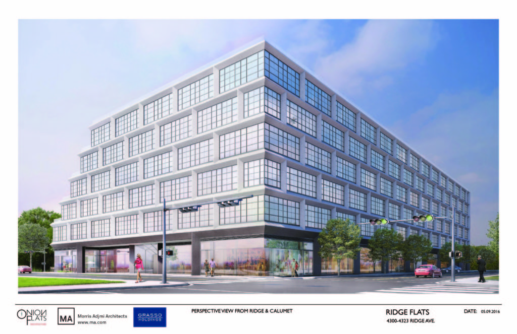 Rivage renderings.5.9.Perspective View Ridge Calumet