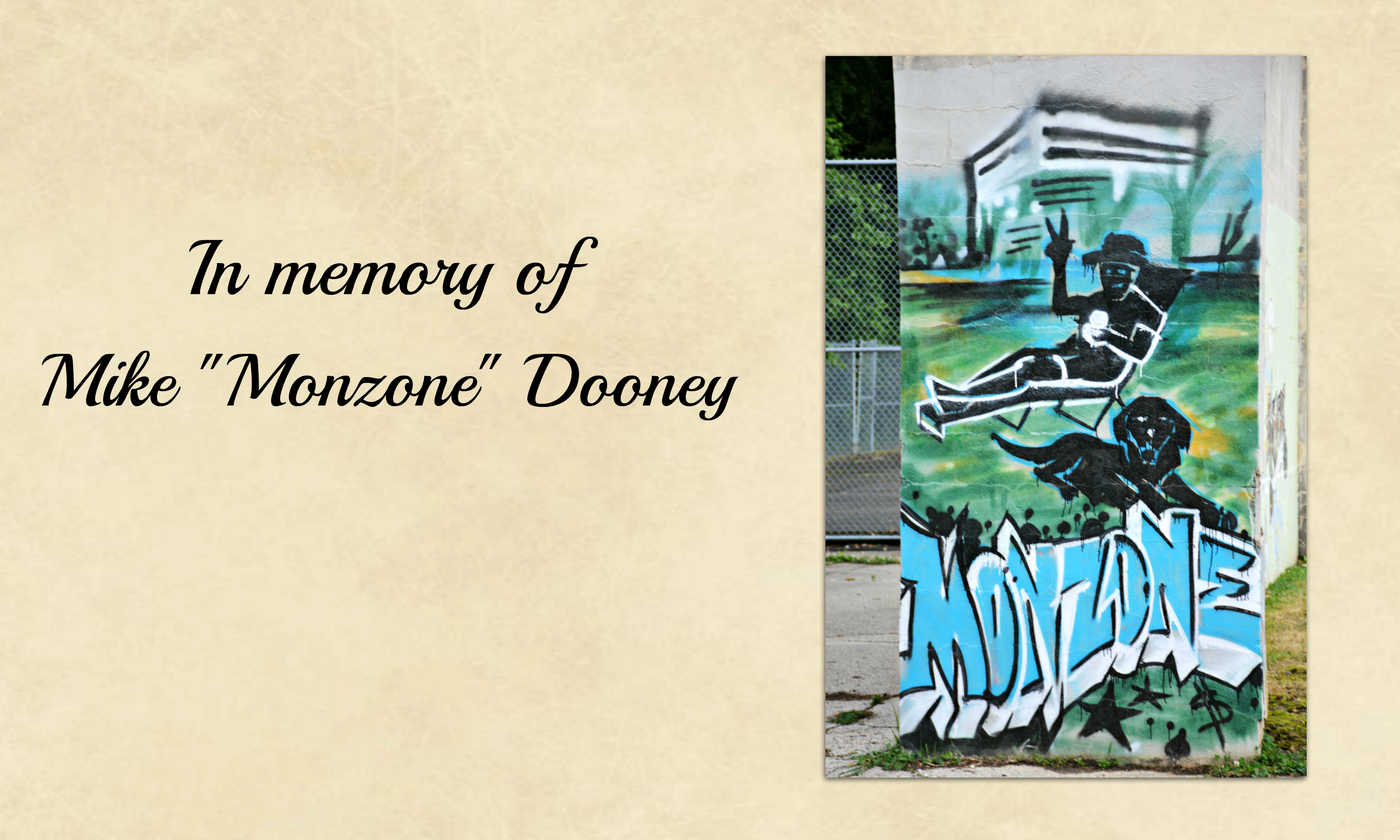EastFallsLocal In memory of Mike Monzone Dooney