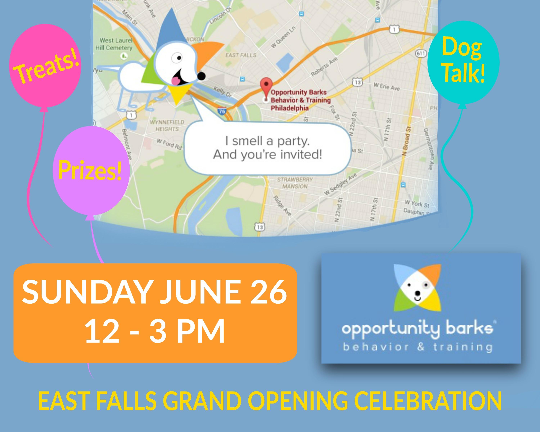 EastFallsLocal Opportunity Barks 8x10