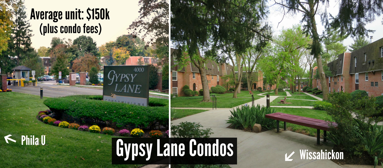 EastFallsLocal gypsy lane collage exterior text