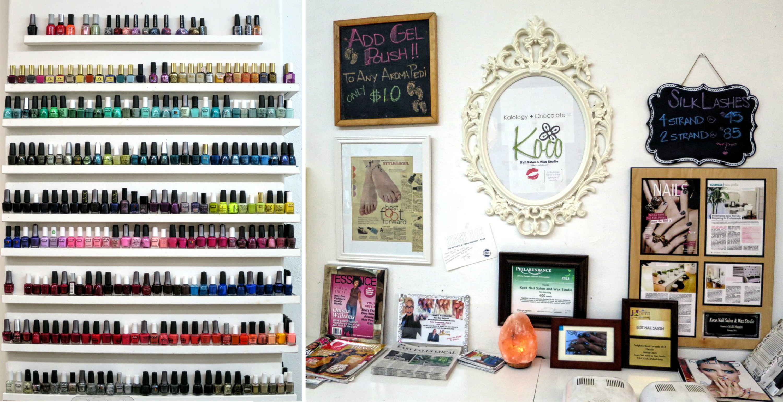 EastFallsLocal koco salon polish collage
