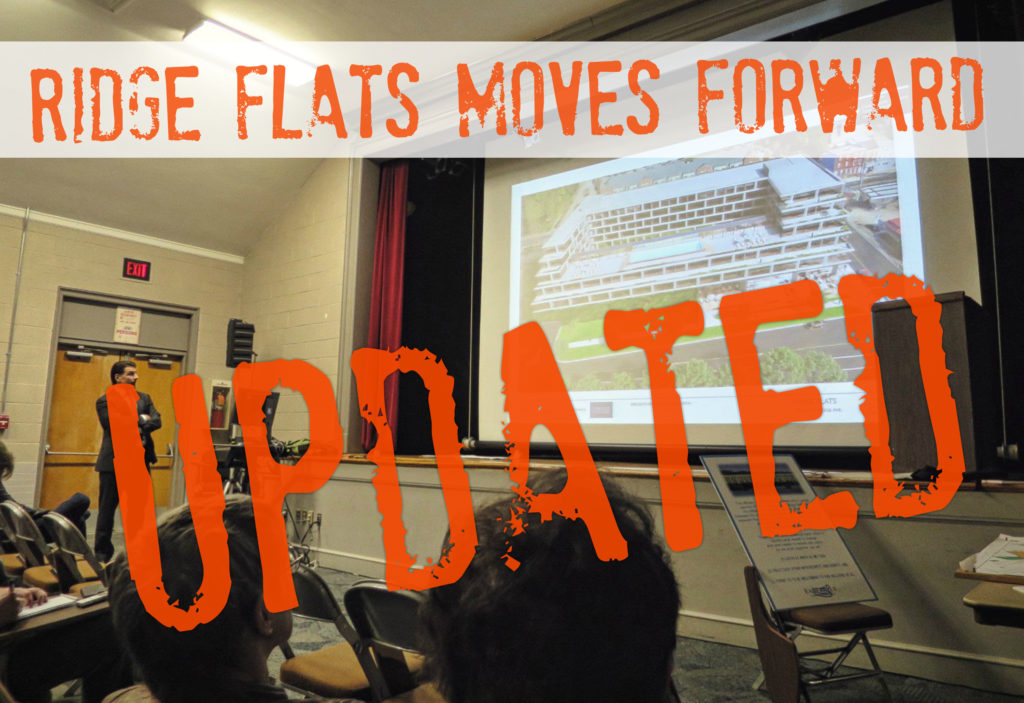 EastFallsLocal ridge flats moves forward updated
