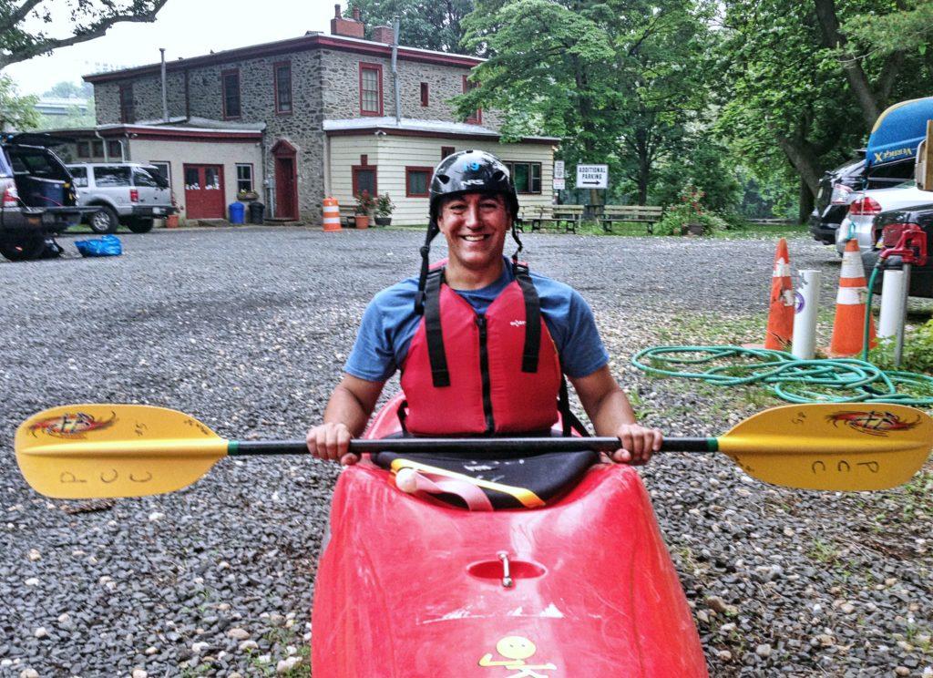 Ron in Kayak.TWEAKED
