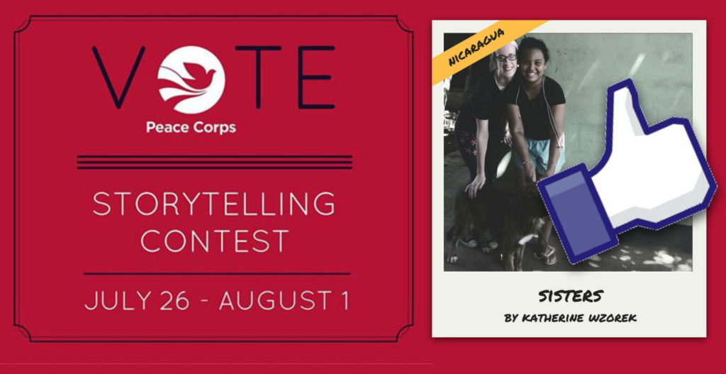 EastFallsLocal collage peace corps storytelling contest