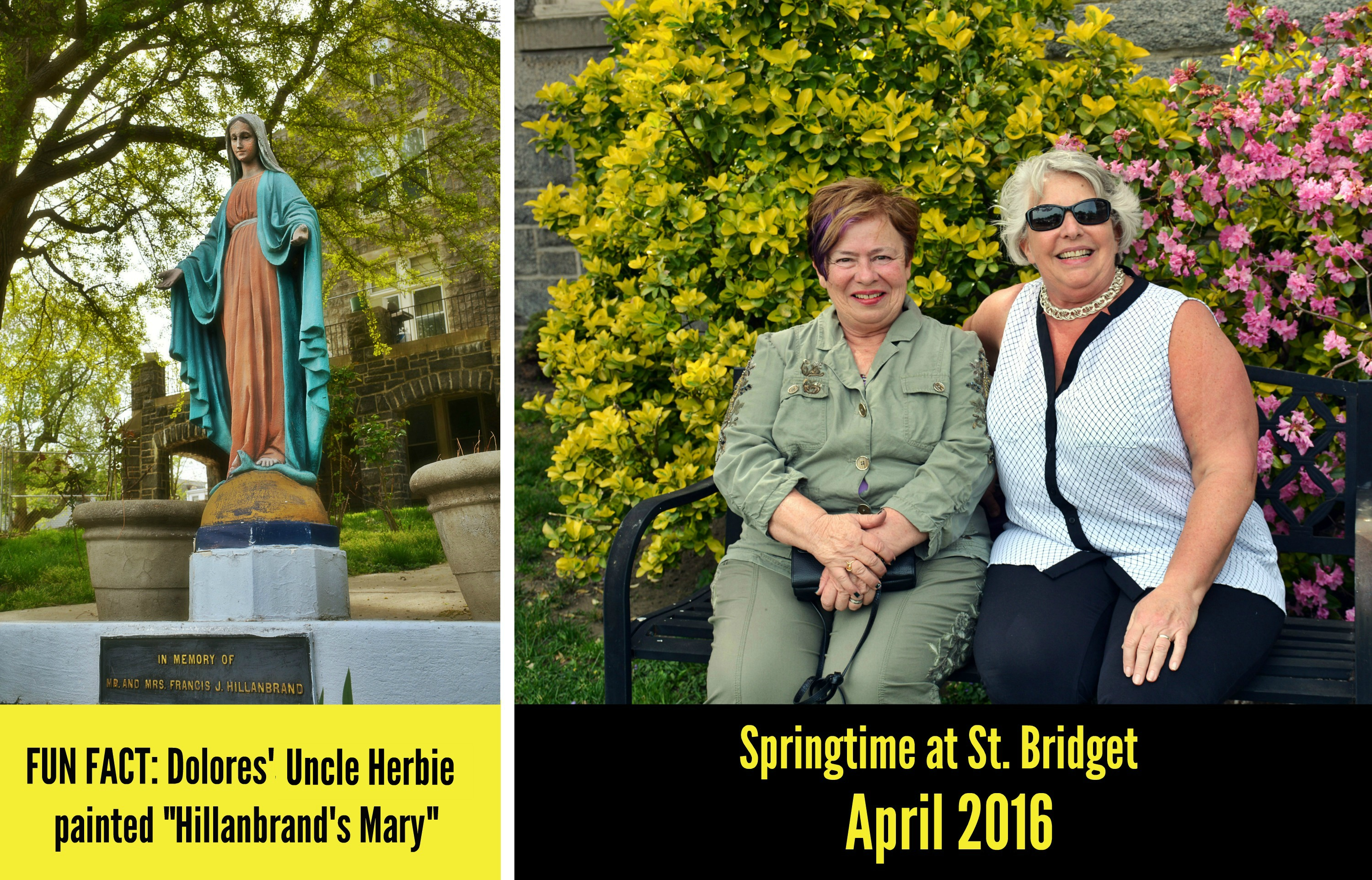 EastFallsLocal st bridget collage maryanna dolores txt