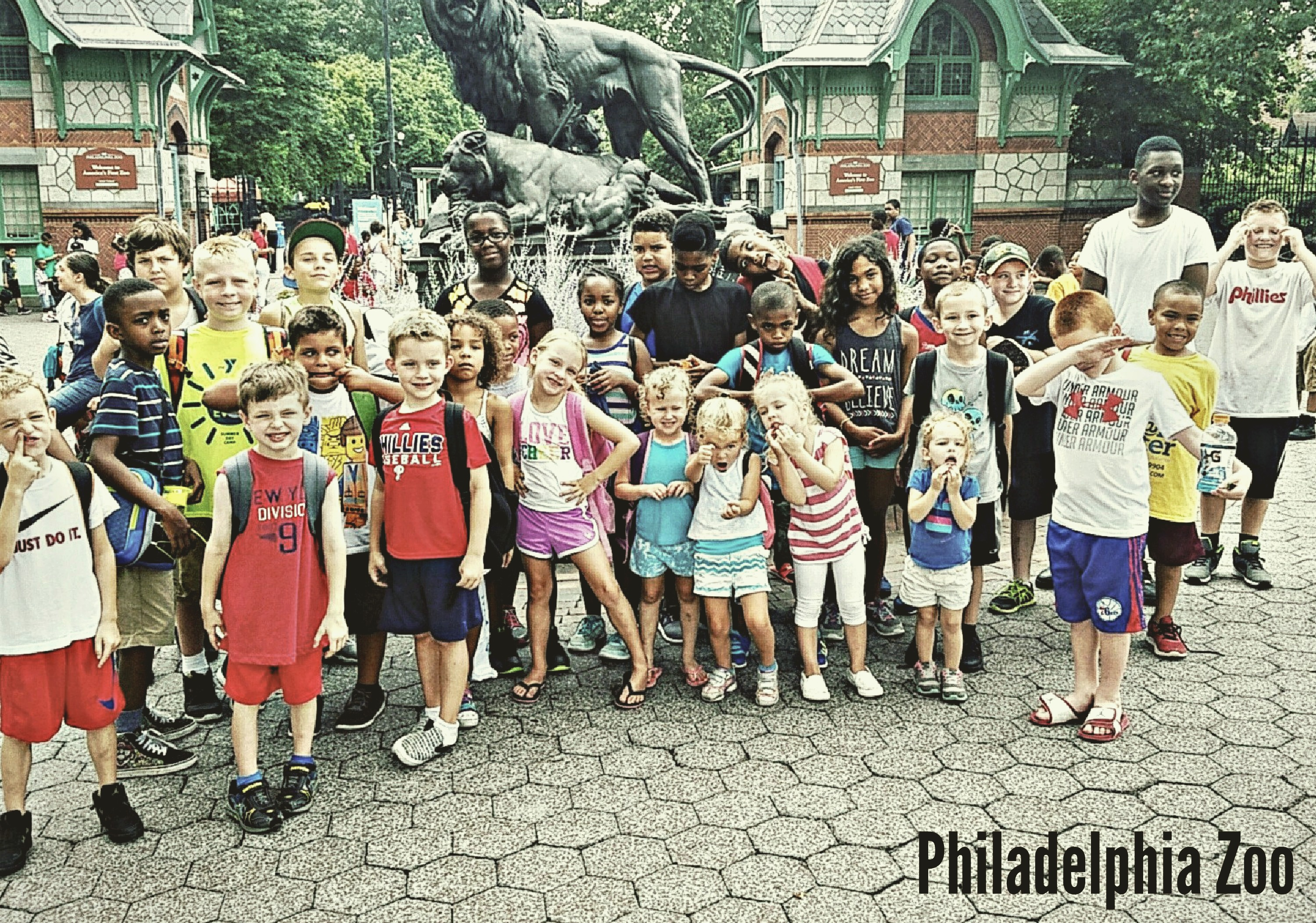 EastFallsLocal trip to zoo July 14 2016 resize txt fade
