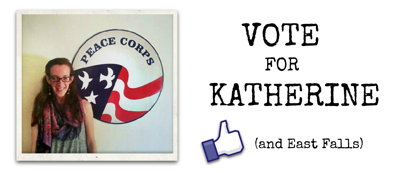 EastFallsLocal vote for katherine