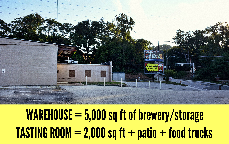 EastFallsLocal warehouse tasting room collage txt