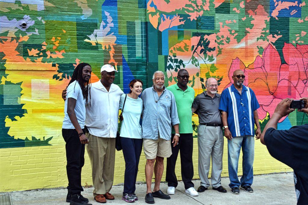 mural VIP lineup.TWEAKED