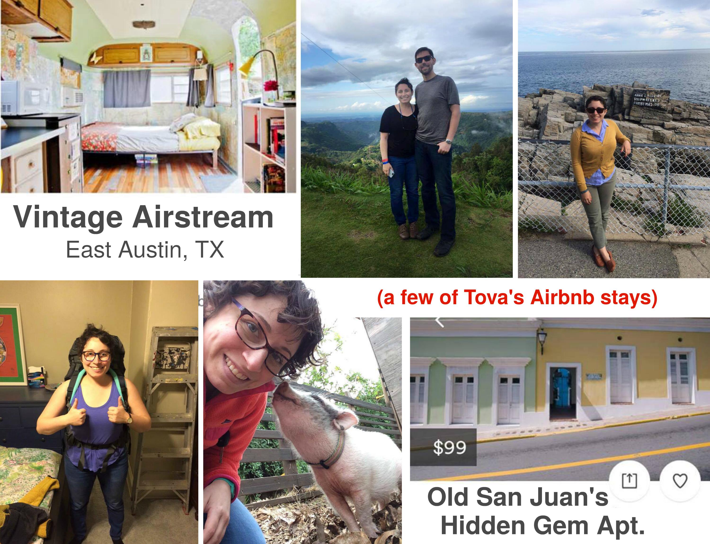 EastFallsLocal Tova vacation airbnb pix