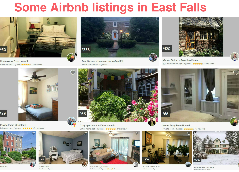 EastFallsLocal airbnb collage 2016 summer txt