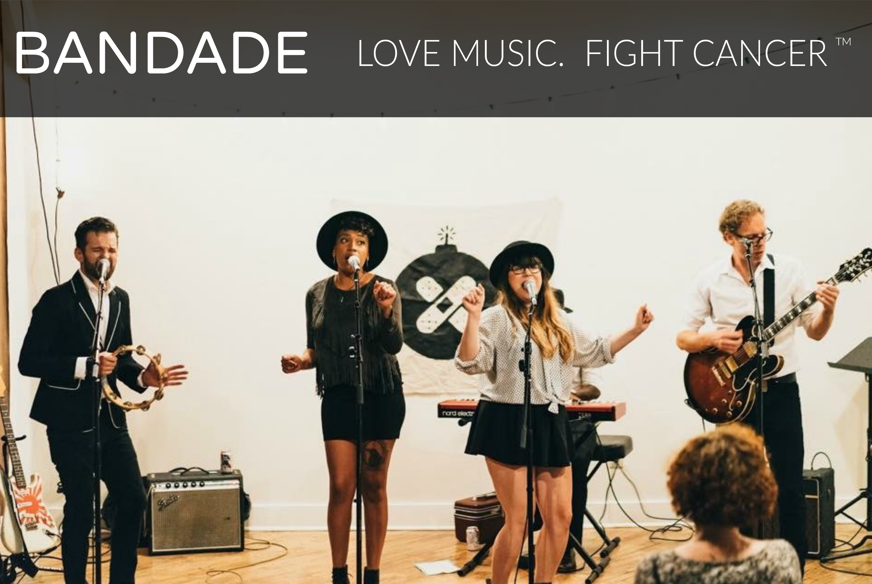EastFallsLocal collage love music fight cancer