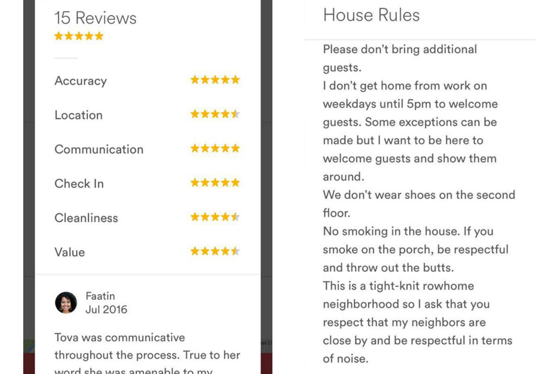 EastFallsLocal tova rules reviews collage