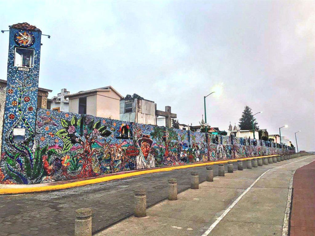 Mexican Mural wall.TWEAKED