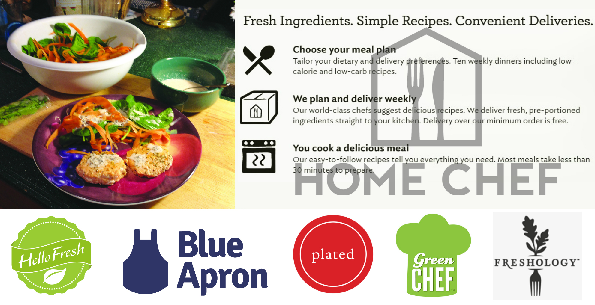Home Chef to the Test: Salmon Cakes with Judy – EastFallsLocal