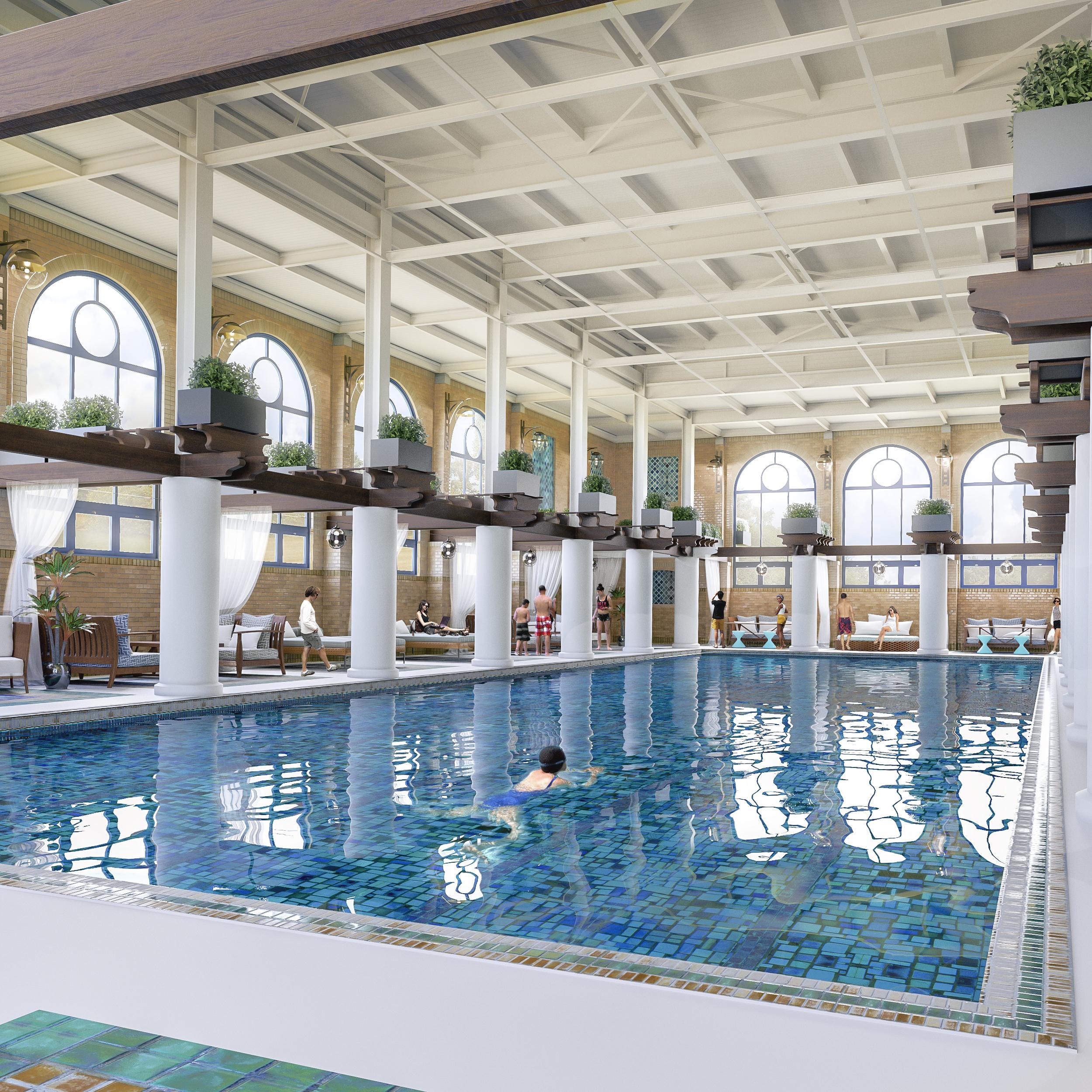 pool-swimmer