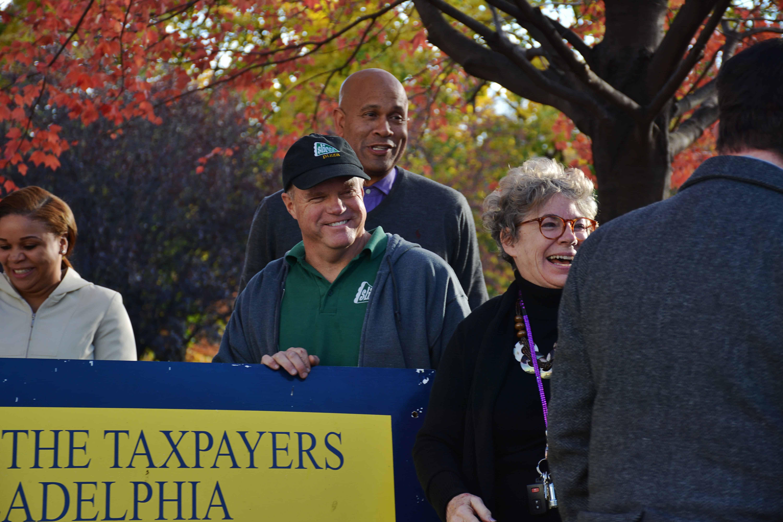 Jim Williamson, Brian Beard, Marilyn Shaeffer