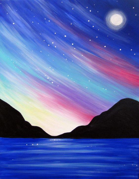 byob paint night splashlab arts eastfallslocal